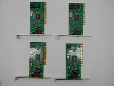 D-Link PCI Network Cards Set of 4 #00347