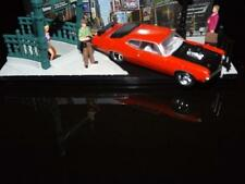 2012-1970 FORD TORINO WITH  RUBBER TIRES & 5 SPOKE CHROME  MAG WHEELS!