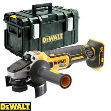 Dewalt DCG405N 18 V XR Sans Balai Meuleuse d'angle 125 mm avec DS300 Case