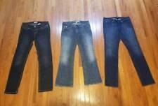 Juniors size 9 Jeans lot Refuge Paris blues
