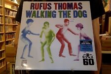 Rufus Thomas Walking the Dog LP sealed vinyl RE reissue