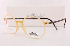 New Silhouette Eyeglass Frames URBAN LITE FULLRIM 2901 6106 Yellow Unisex SZ 49