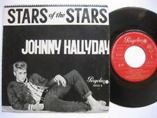 Vinyles Johnny Hallyday chanson française 45 tours