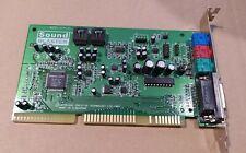 Creative Sound Blaster Vibra 16XV  CT4170 Vintage Sound Card ISA
