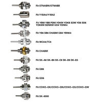 SANDENT YABANGBANG Dental Turbine Cartridge Rotor For NSK High Speed Handpiece