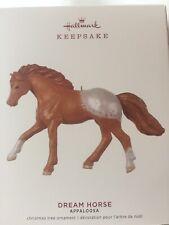 Hallmark 2019 Dream Horse Apaloosa Pony Christmas Ornament New