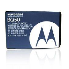 OEM Motorola BQ50 Battery V465 W175 W230a W375 W376 em28 em330 W233 EXCELLENT