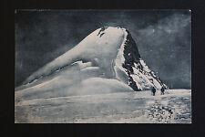 CPA carte postale ancienne Mont Genève