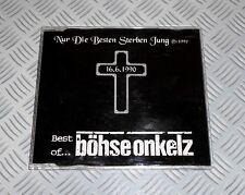 BÖHSE ONKELZ CD - Nur Die Besten Sterben Jung - Erstausgabe