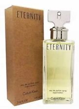 Eternity for Women by Calvin Klein 100 ml / 3.4 oz Eau de Parfum Brown Box