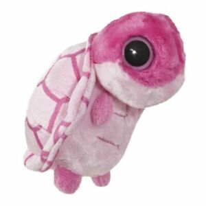 AURORA Plush Shellee Pink Turtle Tortoise w Sound Big Eye YooHoo & Friends NEW