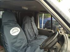Ford Transit Front Seat Cover Protectors With Your Name Or Logo
