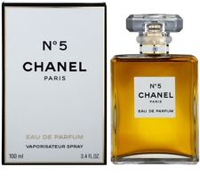 Chanel No.5 3.4 oz By Chanel EDP Brand New Perfume For Women Spray