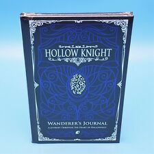 Hollow Knight Wanderer's Journal Official Hardcover Strategy Guide Art Book