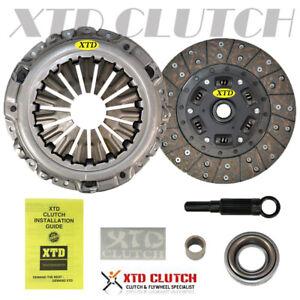 XTD HEAVY DUTY CLUTCH KIT FITS  03-07 INFINITI G35 03-06 NISSAN 350Z 3.5L VQ35DE