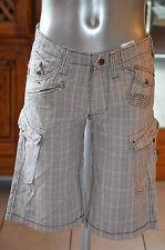 KAPORAL - Très joli short gris - Taille 40 - W 30 - EXCELLENT ÉTAT