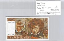 France 10 Francs Berlioz 23.11.1972 X.7 n° 0017113303 F63 (1)