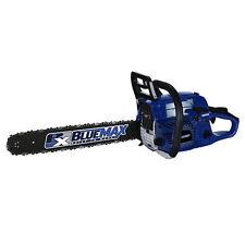 """Blue Max (20"""") 52cc Gas Chain Saw"""