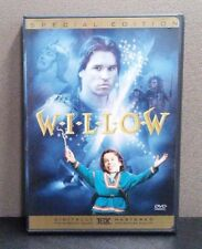 Willow   (Special Edition DVD)   With Insert    LIKE NEW