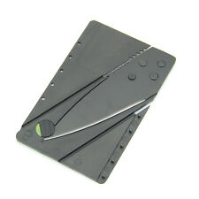 Portable Outdoor Knife Utility MINI Knife Credit Card Card sharp Knife Knives