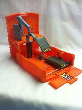 Matchbox  Pop up Orange Garage