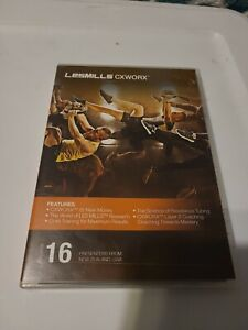 Les Mills CX Worx 16 Release Kit