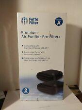 Fette Filter Premium Air Filter A