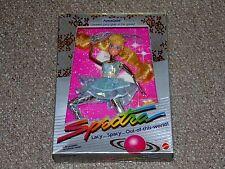 1986 Mattel Spectra AstraGold Doll MIB Brand New 3356