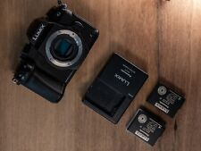 Panasonic Lumix G85 - Body Only - Excellent Condition - 2 Panasonic Batteries
