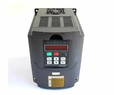 cnc variable frequency drive inverter vfd 2200w 220v