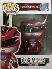FUNKO POP - Red Ranger - Saban's Power Rangers - Vinyl Figure #400