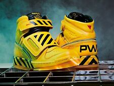 REEBOK ALIEN STOMPER - FINAL BATTLE PACK -POWER LOADER YELLOW ONLY- Size US 9.5