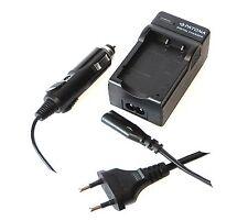Ladegerät für Panasonic Lumix DMC-TZ8 DMC-TZ10 DMC-TZ18 DMC-TZ22 DMC-TZ25