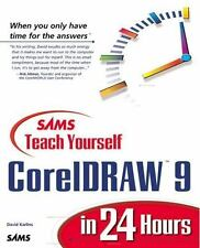 Sams Teach Yourself CorelDRAW 9 in 24 Hours