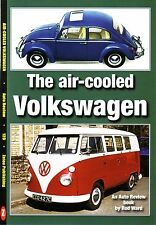 Book - Air Cooled Volkswagen - Beetle KdF Karmann Ghia T1 T2 T3 1500 411 412 914