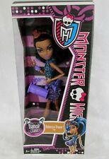 Monster High Dance Class Rebecca Steam Tap Doll New in Box
