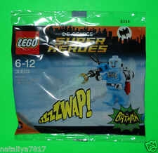 LEGO Super Heroes Batman Classic # MR FREEZE-Polybag 30603 NUOVO-NEW # = Top