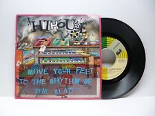 HITHOUSE MOVE YOUR FEET... (2 VERS) CDG ARB 10829 OTTIMO
