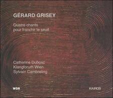 Quatre Chants Pour Franchir Le Seuil, New Music