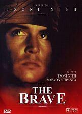 THE BRAVE - JOHNNY DEPP - MARLON BRANDO -  IN ENGLISH  ALL REGION (UK) DVD NEW