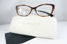 Versace Women's Tortoise Glasses with case MOD 3236 5217 52mm
