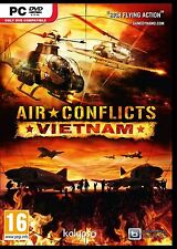 """AIR CONFLICTS: VIETNAM. """"HIGH FLYING ACTION"""" BRAND NEW DVD.SHIPS FAST/SHIPS FREE"""