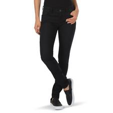 Vans Worn Jeans Skinny Fit Negro Talla 9/29 RRP £ 70 DH182 ll 18