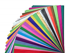Tissue Paper Gift Wrap Bulk All Colors Wrapping 100 200 300 or 500 Sheets 15 x