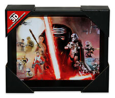Star Wars Episode 7 3D Poster Collage 25,4 x 20,3 cm