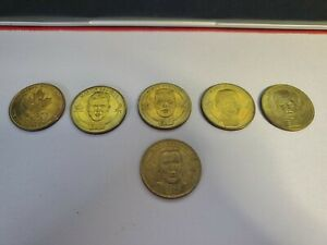 Mcdonalds 1998 Olympic Team Canada Gold Medallions (11 out of 12 Lot)