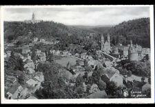 CLERVAUX (LUXEMBOURG) VILLAS , TOUR & EGLISE,en 1952