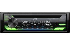 JVC KD-TD91BTS CD/MP3 Player USB frontal XXX Bluetooth Pandora Spotify SiriusXM