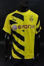 2014-2015 Puma BVB Borussia Dortmund 09 Home Shirt SIZE XL (adults)