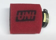 "NEW!! UNI UNIVERSAL ANGLED 2 STAGE POD AIR FILTER FITS 1-1/2"" FREE SHIPPING!"